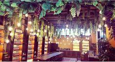 Vivarium Wine Restaurant Indoor