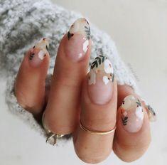 Punk Nails, Olive Nails, Graduation Nails, Spring Nail Trends, Celebrity Nails, Floral Nail Art, Top Nail, Fabulous Nails, Stylish Nails