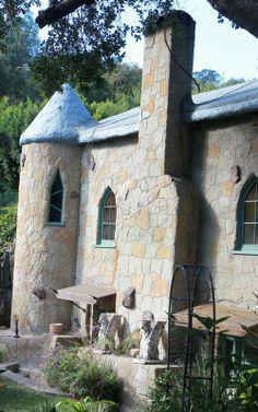 Kat Von D's house