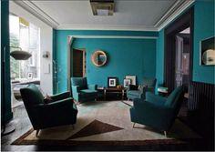 Chez Charlotte Gainsbourg et Yvan Attal