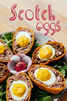 Schotch eggs