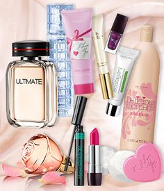 Oriflame - Sweden - Oriflame cosmetics
