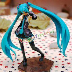 New Anime VOCALOID Hatsune Miku 1/8 Scale Painted Figure Figurine 18cm