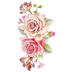 Cheap tattoo sticker, Buy Quality temporary tattoo sticker directly from China flower arm Suppliers: New! Women's Body Art Waterproof Peony Flower Arm Leg Back Temporary Tattoo Sticker Peony Flower, Flower Art, Real Tattoo, Flower Images, Purple Roses, Flowers Nature, Flower Fashion, Temporary Tattoos, Flower Tattoos