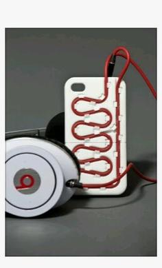 Cool phone case.