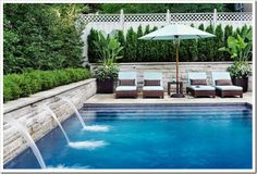 beautiful backyards with pools   Beautiful, right? If you have come across other beautiful backyards ...