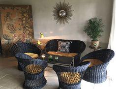 Decoration, Throw Pillows, Bed, Home, Big Chair, Rattan, Black Colors, Decor, Toss Pillows