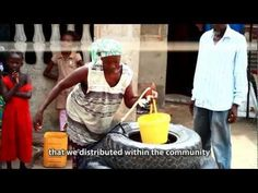 Aquabox water filters and emergency supplies around the world
