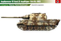Jagdpanzer VI Ausf.B Jagdtiger (production model)