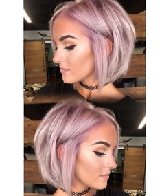 "1,856 Likes, 47 Comments - VANCOUVER BALAYAGE|VIVIDS (@elissawolfe) on Instagram: ""Ok, I had to do it ! Remember this one friends ??!! This amazing pink bob is by @theartistkristi…"""