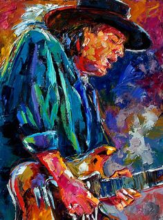 Happy birthday, Stevie Ray Vaughan.  The Sky is Definitely Cryin'. @ All About Jazz