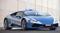 Lamborghini Huracán Polizia_1