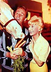 Mr. Ed  A talking horse.  As a child, I thought this could happen...Fun show