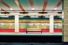 Subway station #Berlin by © J. F. Novotny Photographer and Visual Artist