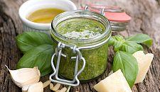Pesto selber machen: Pesto selber machen ist nicht schwer