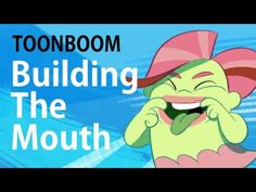 Toon Boom Animation - Building the Mouth - Cutter & Color Override Module (PART 2) - YouTube