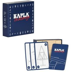 Kapla Challenge Box – The Creative Toy Shop