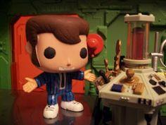 TheFunkustomizer Files: Doctor Who (David Tennant) Custom Funko POP