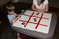 And Twins make 5! - A Mommy Blog: The Twins' Puppy Themed 2nd Birthday Party: Part 3 of 5