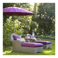 Take #orchid decor outdoors!