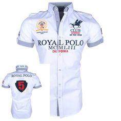 Mens Polo T Shirts, Golf T Shirts, Camisa Polo, Mens Designer Shirts, Dapper Men, Mode Hijab, Short Tops, Printed Shirts, Casual Shirts