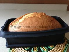 Ricetta Plum Cake allo Yogurt con Kenwood Plum Cake, Kenwood Cooking, Cooking Chef, Butter Dish, Bread, Desserts, Blog, Robot, Pasta