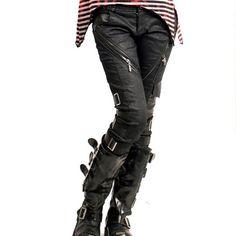 Gothic Unisex Pants