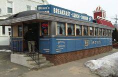 Wilson's Diner | Waltham, MA | www.wilsonsdiner.com