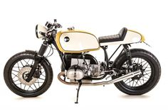 BMW Cafe Racers, BMW Scramblers, BMW R80 – R100 Customs by Kevil's Speed Shop UK