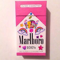 Marlboro by Lisa Frank