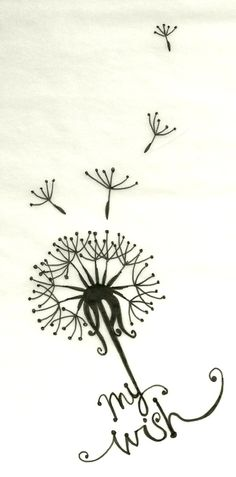 Dandelion...could adjust and have floating ones for each grandchild...can always add more as needed