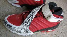 Mike Vick's Custom Nike Air Zoom III