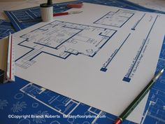 Roseanne floor plan
