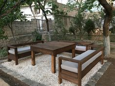Outdoor Furniture Sets, Outdoor Decor, Home Decor, Homemade Home Decor, Interior Design, Home Interiors, Decoration Home, Home Decoration, Outdoor Furniture