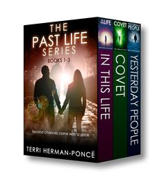 The Past Life Series (Books 1-3 Bundle) by Terri Herman-Ponce. Hitchcockian Paranormal Suspense. $0.99 http://www.ebooksoda.com/ebook-deals/the-past-life-series-books-1-3-bundle-by-terri-herman-ponce