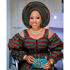 Items similar to African Traditional Wedding Attire, Yoruba Wedding Attire, Aso Oke Wedding Outfit, Wedding Outfits for Couples on Etsy African Party Dresses, African Lace Dresses, Latest African Fashion Dresses, African Dresses For Women, African Print Fashion, Africa Fashion, African Attire, African Wear, African Outfits
