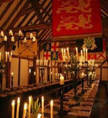 medieval themed event