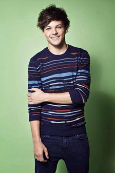Louis Tomlinson || Unseen One Direction photoshoot from 2012