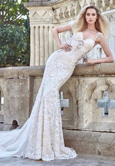 These glamorous wedding dresses represent the hottest trends of 2016! With alluring details and old Hollywood glamour, these gowns from Galia Lahav and Julie Vino truly sparkle. Give this eye-catching bridal couture a look and fall in love with these glamorous wedding dresses for 2016! Galia Lahav Wedding Dresses This corset-style neckline and unique tulle […]