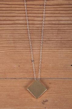 Erica Weiner - Clean Slate Necklace large-1