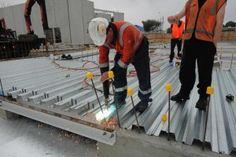 Best Flooring Metal Deck 3D With Girder Metal Beam Deck 640 x 480