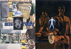 History of Christmas... more David Salle