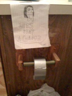My April Fool's prank on my sister…