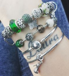 Green pandora
