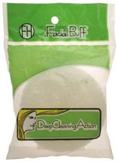Facial Buffing Deep Cleansing Action Sponge Facial Buffing Deep Cleansing Action Sponge: Buy Nail Care Bathing Brushes - A facial cleaning aid for a smoother, more vibrant skin. May also be used on tough skin areas such as elbows, hands, knuckles, knees, etc. Size: 3/4 x 3 inch diameter.. Type: Buffing Sponge.  #NailCare #Beauty