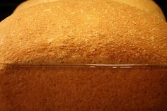 100% Whole Wheat Sandwich Bread Recipe that rises like white by pre soaking the flour. I pre -soaked the grains as well,