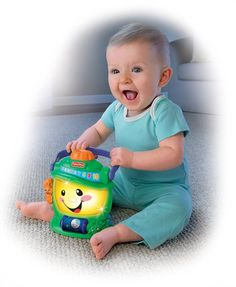 I think I may get this Fisher Price Learning Lantern for my little one (20 months), this year!  It does so much!  It plays songs, teaches letters, numbers, animals, lights up (obviously), and even has a night-time mode that is quieter and plays soothing songs. I think it would be great for older babies OR toddlers! #shepicks