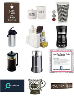 Coffee Direct Sales Kit by klempol