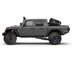 New Ideas For Jeep Truck Thoughts Jeep Jt, Jeep Truck, Jeep Pickup, Custom Jeep, Custom Trucks, Toyota Tacoma, Suv Trucks, Toyota Trucks, Pickup Trucks