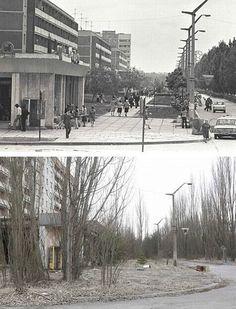 Chernovil antes y después